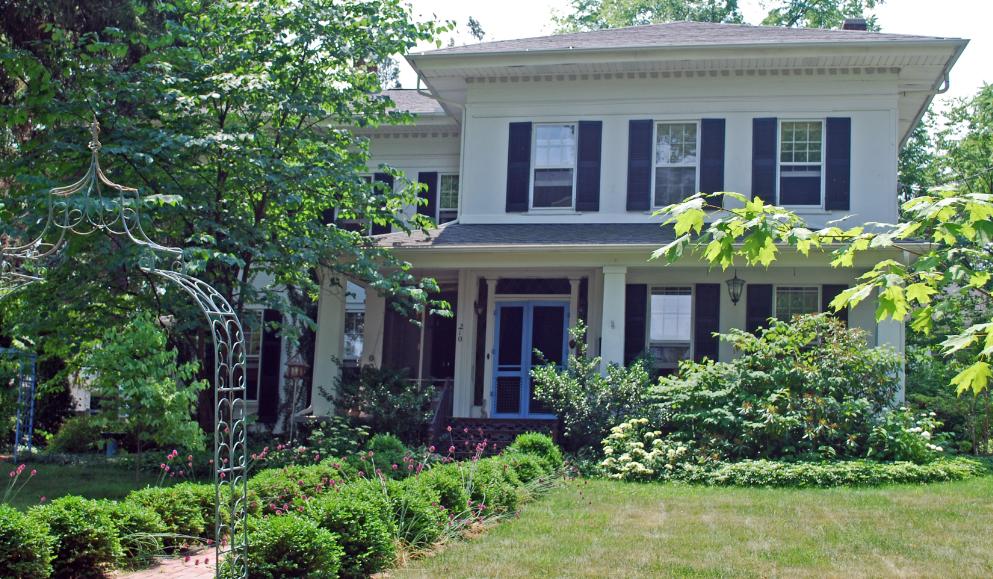 Hinckley House, MI